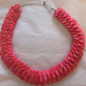 PRICE DROP 4 hrs ONLY Jay King Salmon Coral 925